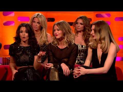Girls Aloud - Performance + Interview - The Graham Norton Show. 14 December 2012 HD.