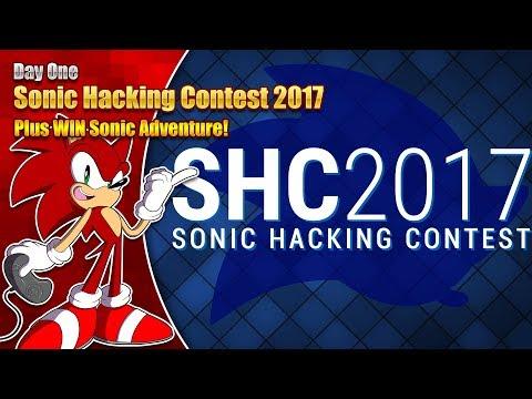 Sonic Hacking Contest 2017 LIVE Stream - Premiere - Also win Sonic Adventure!