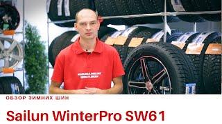 Китайские зимние нешипованые шины (липучка) бренда Sailun WinterPro SW61 Отзыв  - обзор