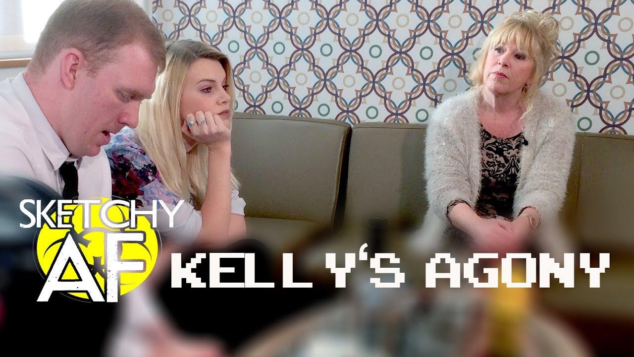 Sketchy AF: Kelly's Agony