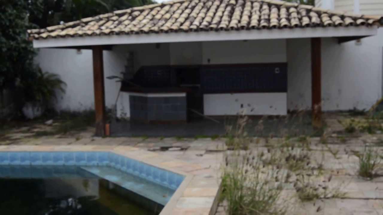 rea externa piscina e quiosque youtube