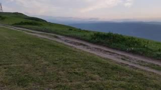 Красивая природа. Вид с горы