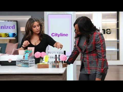 4 ways to store your beauty supplies and streamline your routine