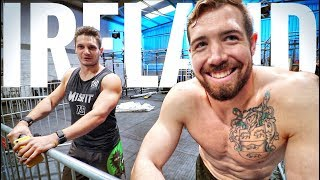 """""""F**k you Mat Fraser"""" - 19.5 Open Announcement Behind the Scenes"""