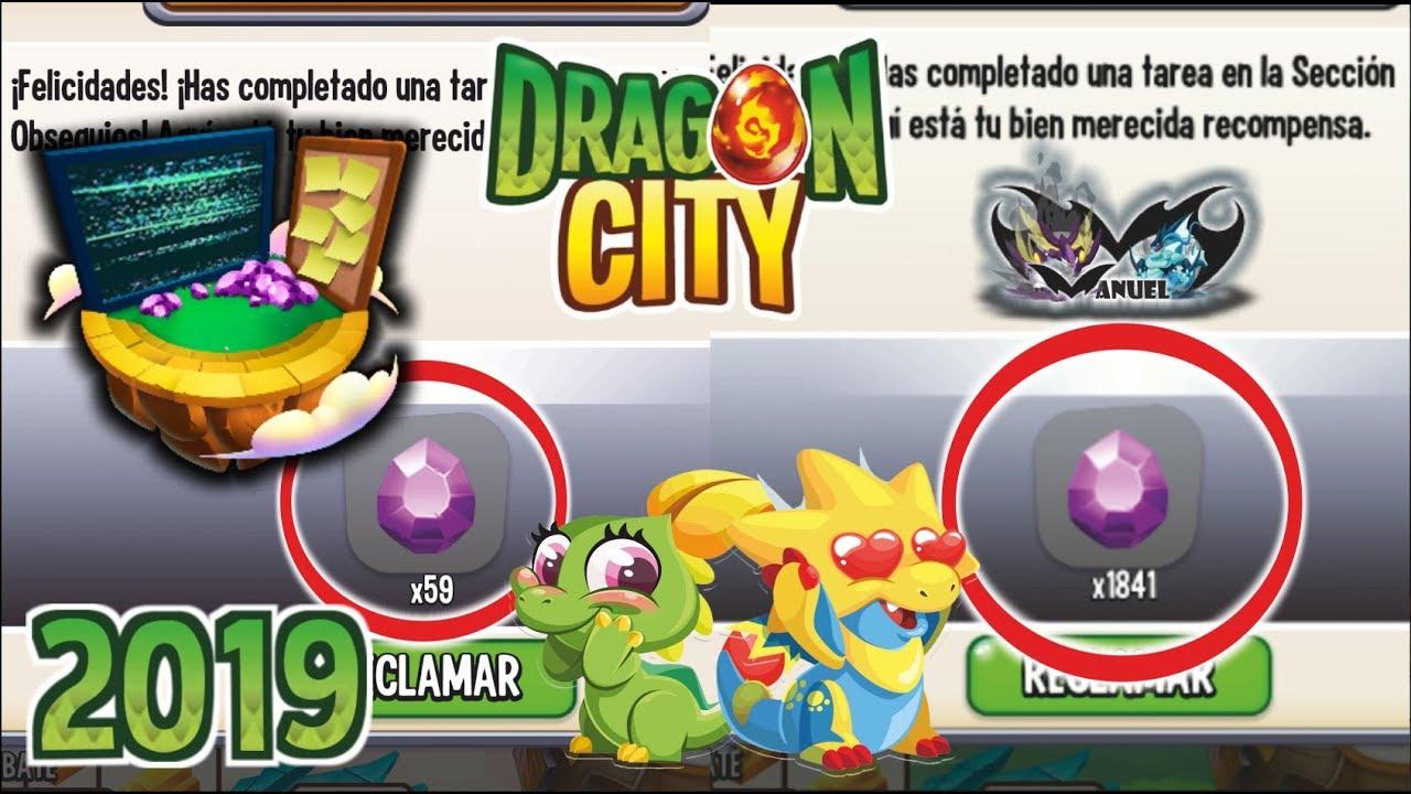 Cómo Ganar Gemas Gratis En Dragon City Sin Dinero Y Sin Hack Todos Los Tips Paso A Paso Youtube
