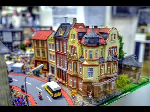 "Miniatur Wunderland - ""Utopia"" - Hamburg Germany"