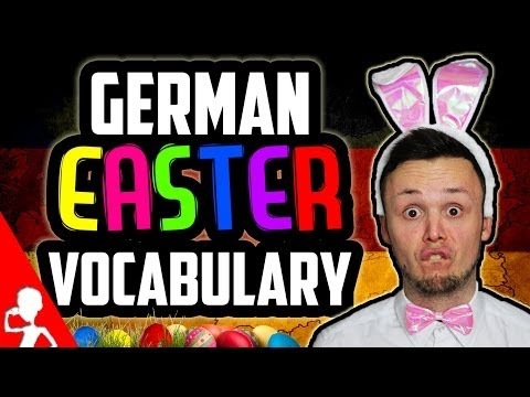 German Easter Vocabulary