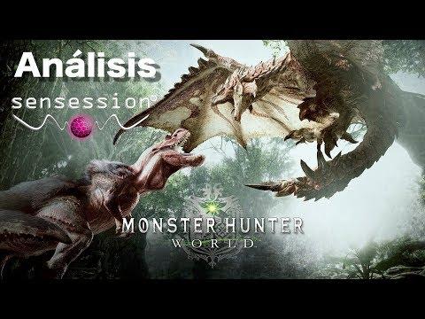 Monster Hunter World Análisis Sensession | ¡¡A cazar monstruos!!