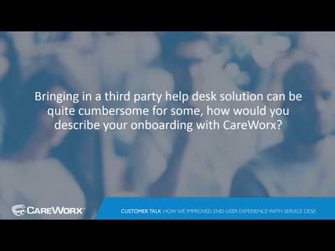 Customer Talk: How we improved end-user experience with Service Desk