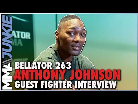Anthony Johnson sees no holes in 'animal' Vadim Nemkov | Bellator 268