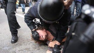 Die Story - Polizeigewalt - Wenn Einsätze aus dem Ruder laufen (Reportage 2015)