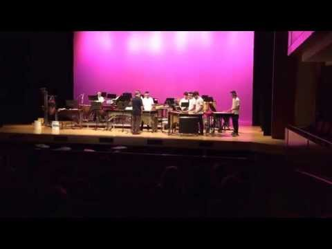 Shake It Off (Taylor Swift) - Mercersburg Academy Percussion