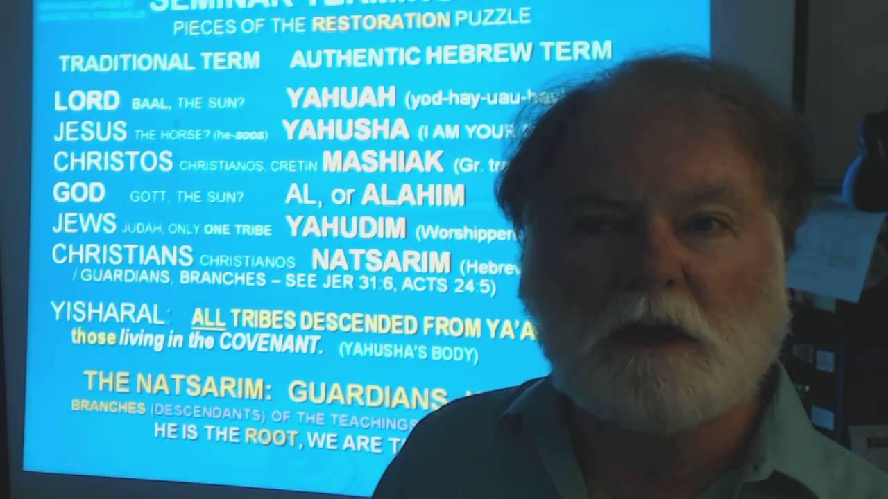 Yahuah: Hebrew Word Study