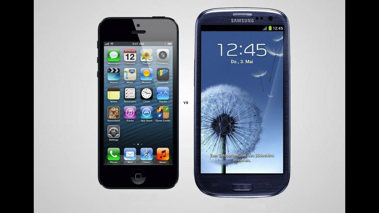 First Rumors To The Galaxy s3 And Iphone