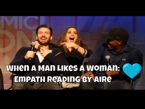 When A Man LIkes A Woman: Chris Evans And Hayley Atwell
