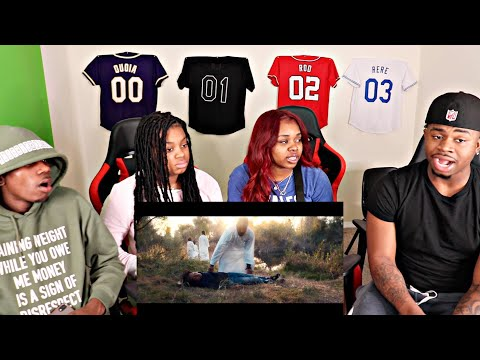 Rod Wave – Tombstone (Official Video) | REACTION