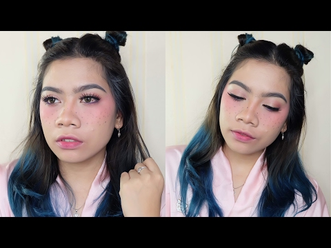 "One Brand Tutorial : Emina Cosmetics ""Japanese Makeup Tutorial"" 