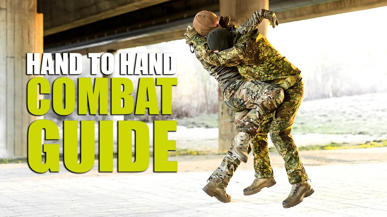 hand to hand combat youtube