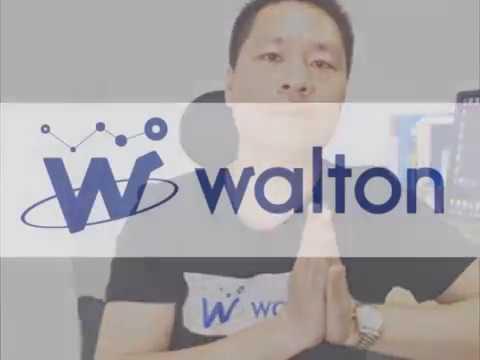 Waltonchain Office Tour