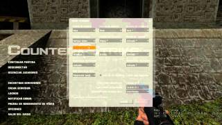 como configurar y aumentar los fps en counter strike source (steam y no steam)
