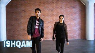 Ishqam Song Dance by Telented Iman Esmail & Atitya Bilagi | ft. Mika Singh, Ali Quli Mirza |
