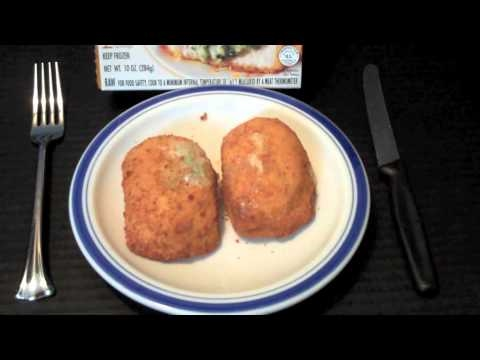 Review Of The Barber Foods Broccoli And Cheese Stuffed Chicken