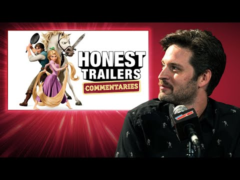 Honest Trailers Commentary | Tangled