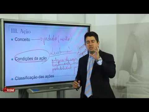 Aula 01: Teoria Geral do Processo I - Prof. Heitor Guimarães Miranda