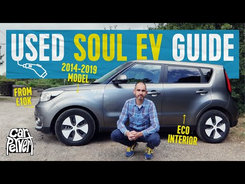 Everything you need to know about buying a used electric Kia Soul EV // Jonny Smith