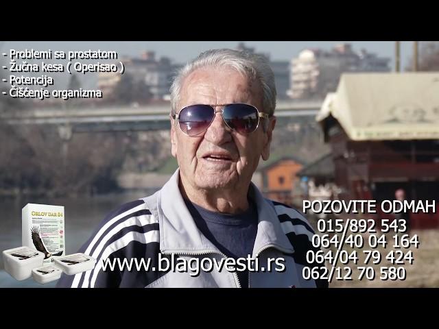 Orlov dar - preporuka - Miloš Vučetić