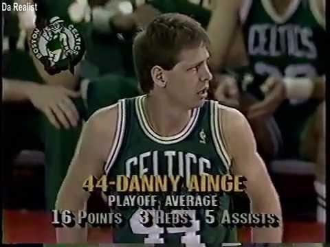 1987 NBA ECF BOS DET Game 4