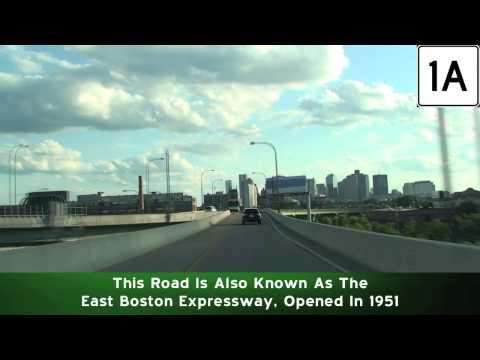 I-90 East & I-93 North Boston, MA