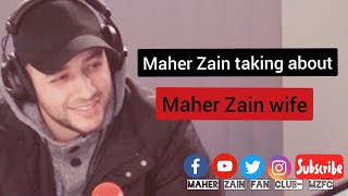 Maher zain wife video clip