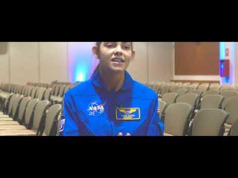 Primer Impacto /Alyssa Carson Nasablueberry / Esta Joven Sueña Con Irse A Vivir A Marte
