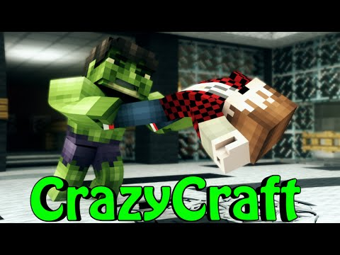 Minecraft SPECIAL | CrazyCraft 2.0 - OreSpawn Modded Surviva