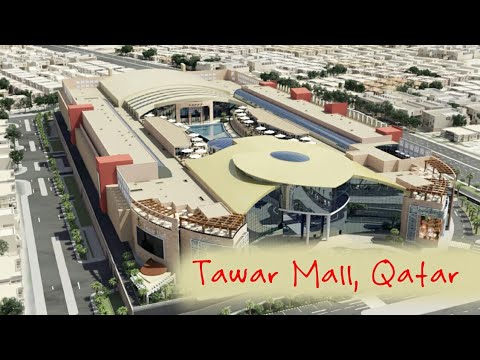 All new TAWAR MALL, Doha  Qatar