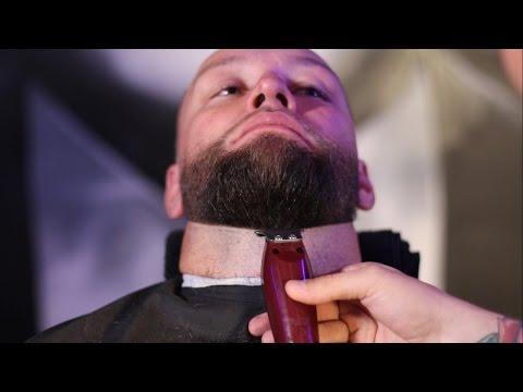 Как правильно подравнять бороду