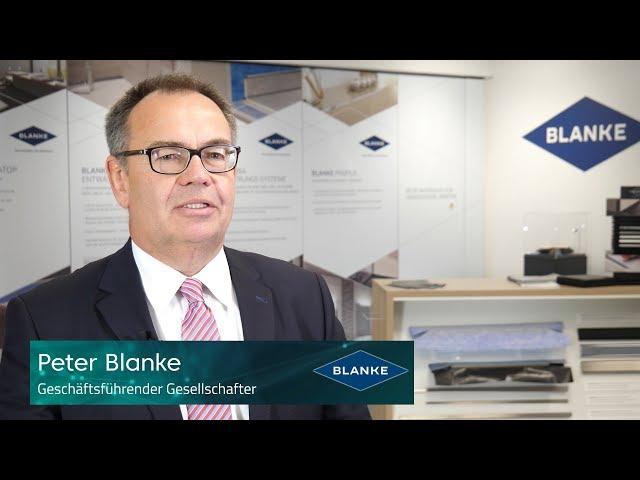 Peter Blanke von Blanke Systems GmbH & Co. KG über die Zusammenarbeit mit Performance Medien