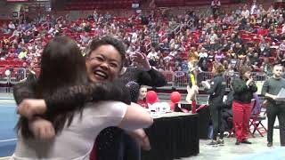 Jason Collins Joins Redhawks Gymnastics Staff - Southeast