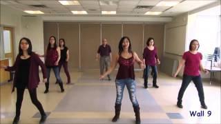 A Little Love Worth Waiting 4 - Line Dance (Dance & Teach)