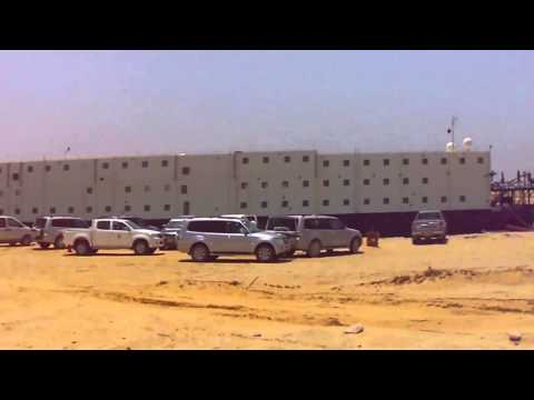 New Suez Canal: Hotel sector workers Erakat East in May 2015