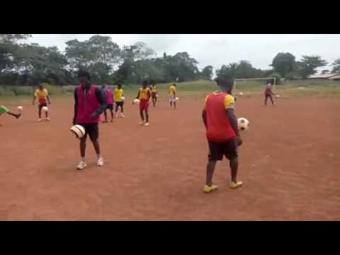 America For Africa FC, Mamfe, Cameroon  DIV 2