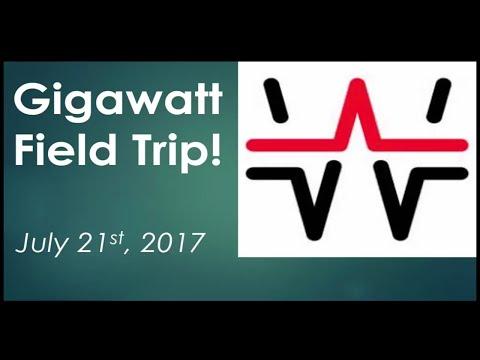 Crypto Mining FIELD TRIP! | My Visit @ GIGA-WATT in Washington State