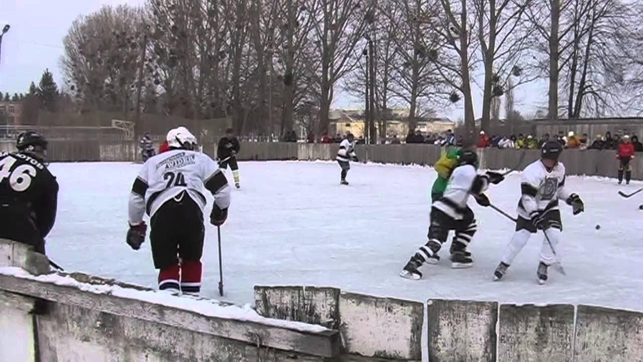Хокей у Млинові   ОКЕЙ!!!