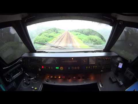 Real Train Driver's View ICM Amsterdam - Hilversum - Amersfoort 2016