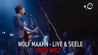 Wolf Maahn - Freie Welt (Setz die Segel) / Live in Köln