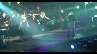 Sevara & Peter Gabriel - In Your Eyes (Live SSE Arena Wembley 3/12/2014)