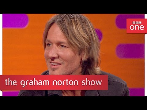 Keith Urban signing a fan's prosthetic leg - The Graham Norton Show 2017: Episode 7 Preview