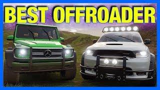 Forza Horizon 4 Online : BEST OFFROAD CAR!!