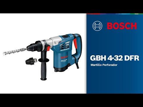 Martillo Perforador GBH 4-32 DFR